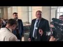 Берлин 11 июля 2018 Российская делегация покинула пленарное заседание ПА ОБСЕ
