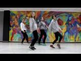 Dr.Dre & Method Man - Bang Bang | Coda Choreography | WP Dance School
