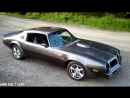 1976 Pontiac Trans Am Resto-Mod LS1, 6 speed Build Project