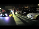 Japanese street drifting日本通りを漂う