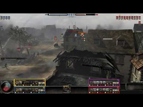 Company of Heroes 2. Уничтожение блоба динамитом совков