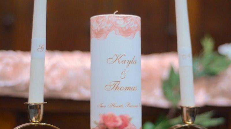 Kayla Thomas Wedding Video