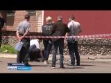Появилось видео с места убийства женщины в Новокузнецке