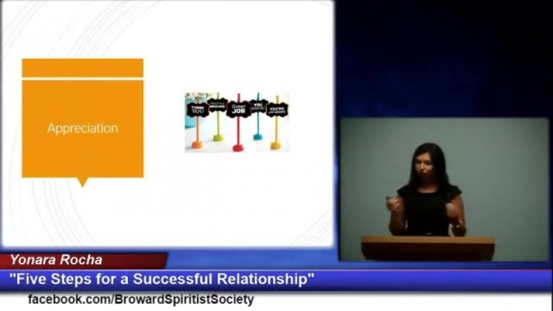 5 steps to a Successful Relationship by Yonara Rocha
