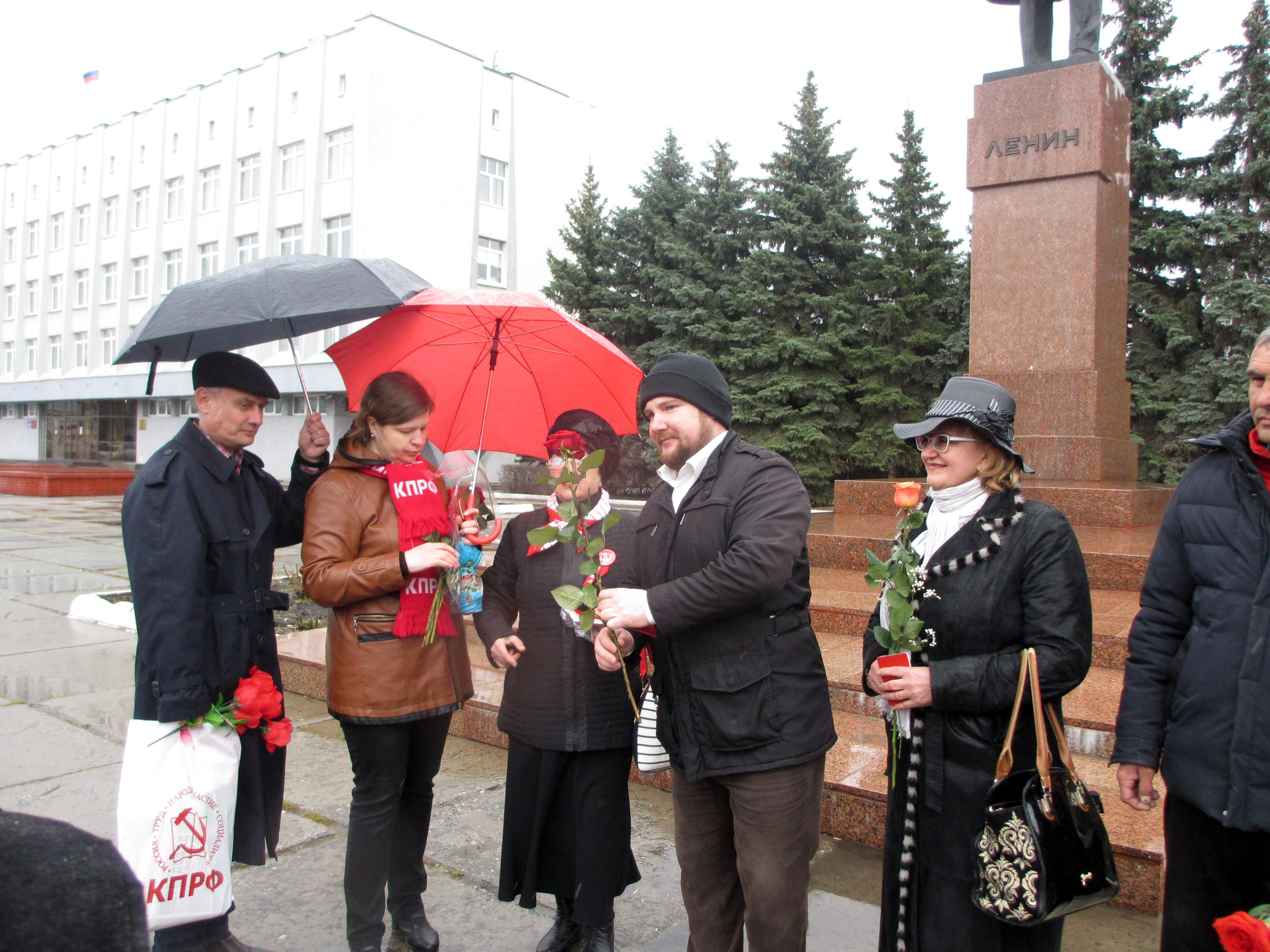 Новые лица в Сызранском КПРФ
