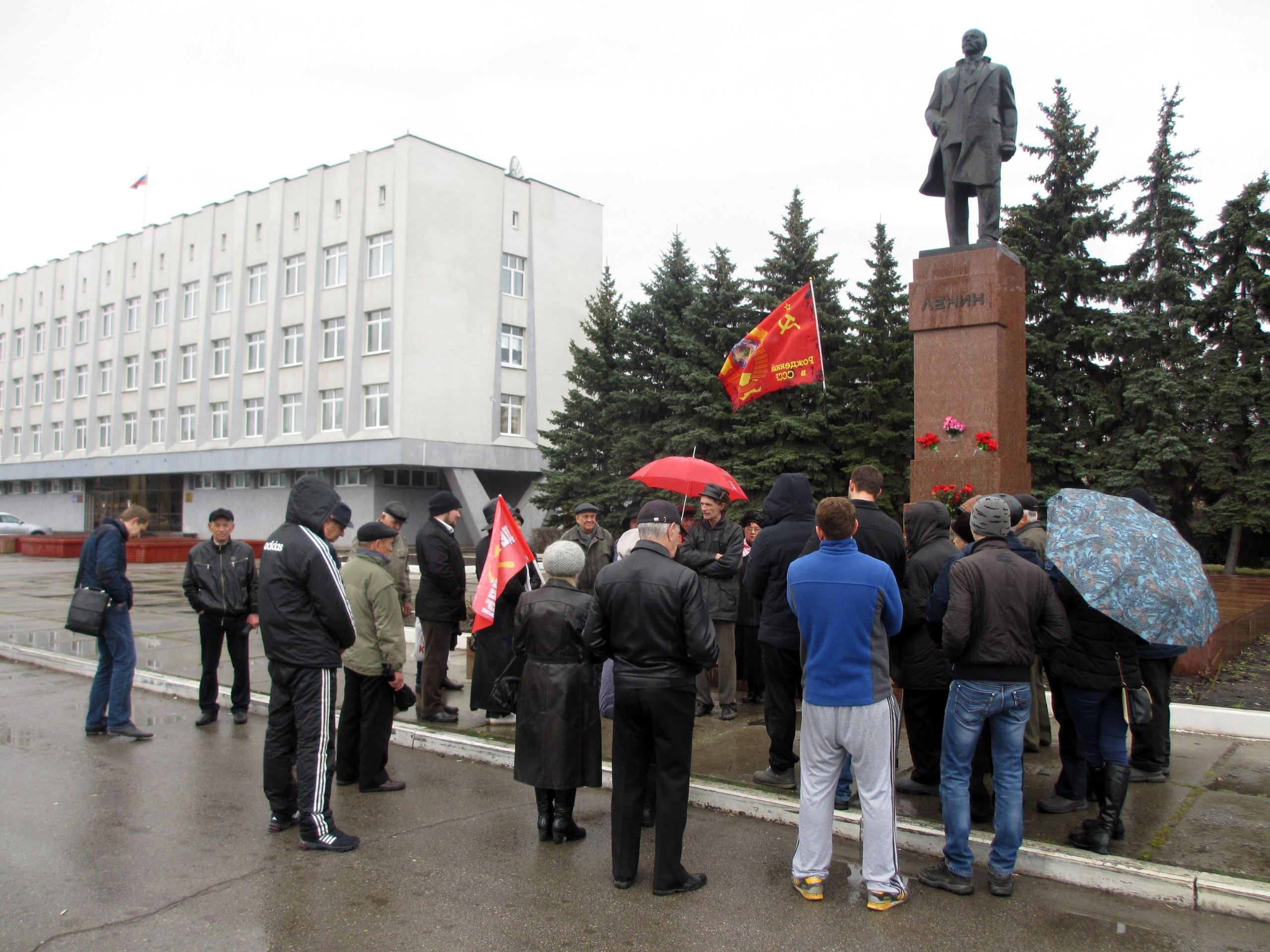 Сызранские коммунисты