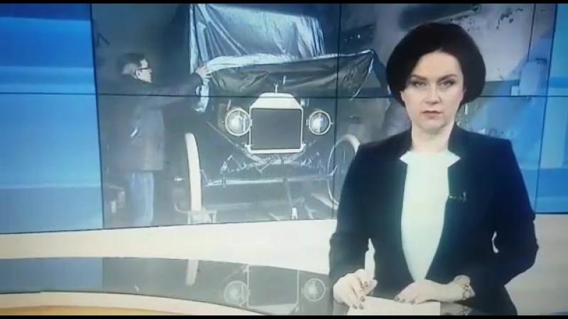 Распилили Мерседес Бенц 1937 г стоимостью 1.5 млн ЕВРО