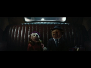 Heathrow bears christmas tv advert