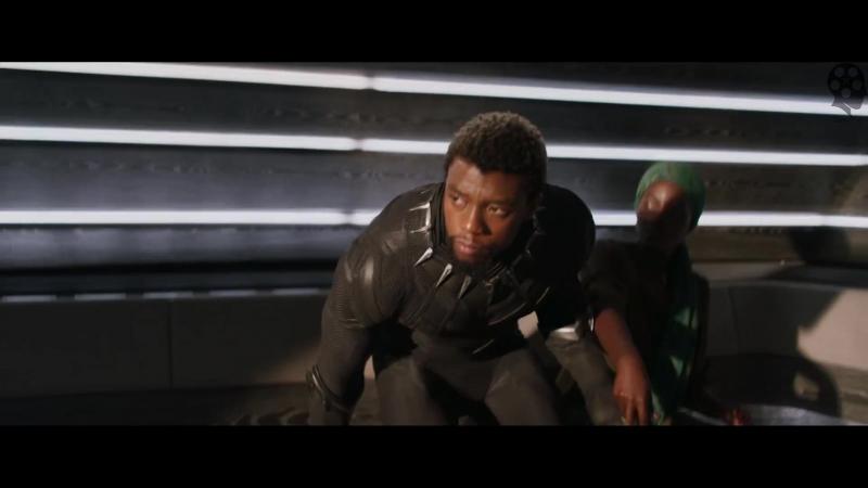 Чёрная Пантера (Black Panther) - дублированный Трейлер 2018