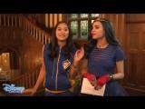 Descendants 2 Exclusive Cast Disney Trivia Challenge Disney Channel Official.mp4