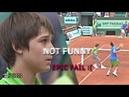 Tennis - Top5 mistakes of ballboys