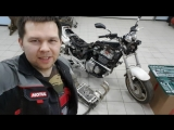 Ремонт мотоцикла Honda X4