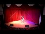 Степанова Таня pole dance студии Дайкири. танцы в Чебоксарах