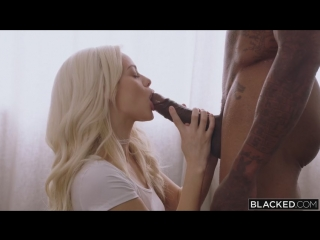 Elsa Jean / Couldn't Keep My Hands Off / Blacked Facial Interracial