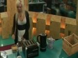 Big Brother UK - Sophie Reade Desperate for wee