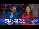 Josh Groban &amp Sara Bareilles Want To Feature You On The Tonys
