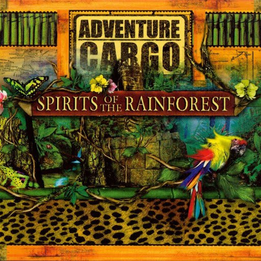 Diane Arkenstone альбом Spirits of the Rainforest