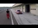 Alfa Romeo 155 V6 Ti DTM ITC 1996 Драйверские опыты Давида Чирони