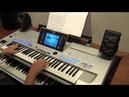 Enya - Caribbean Blue - Yamaha TYROS 4