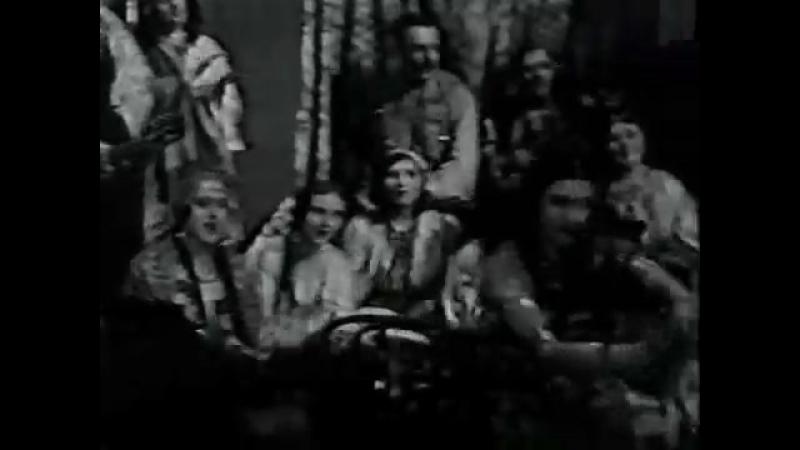 Валя Димитриевич цыганский танец Братья Карамазовы