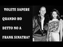 RAFFAELLA CARRA' RIVELA CHE FRANK SINATRA THE VOICE QUELLA VOLTA CHE HA TENTATO .