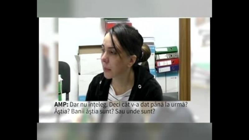 Video din sediul DNA Ploiesti cu Ana Maria Patru care plange