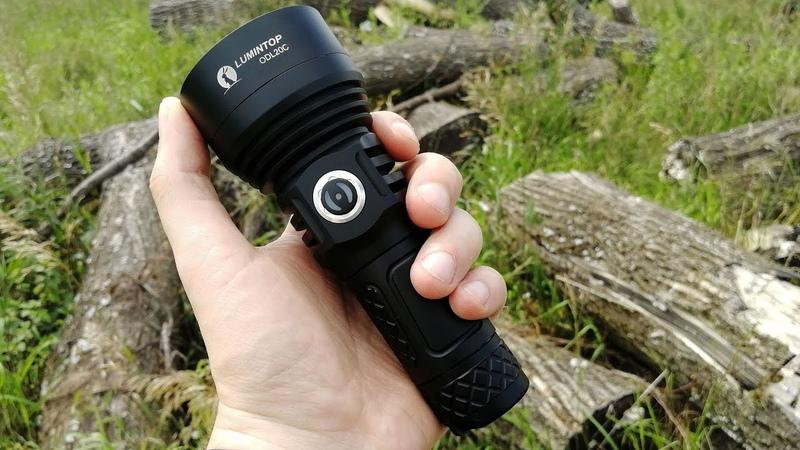 Lumintop ODL20C XHP35 светодиодный фонарь с USB TYPE-C зарядкой
