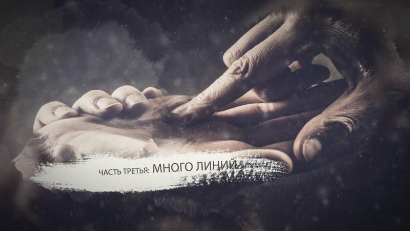 Хиромантия Много линий брака