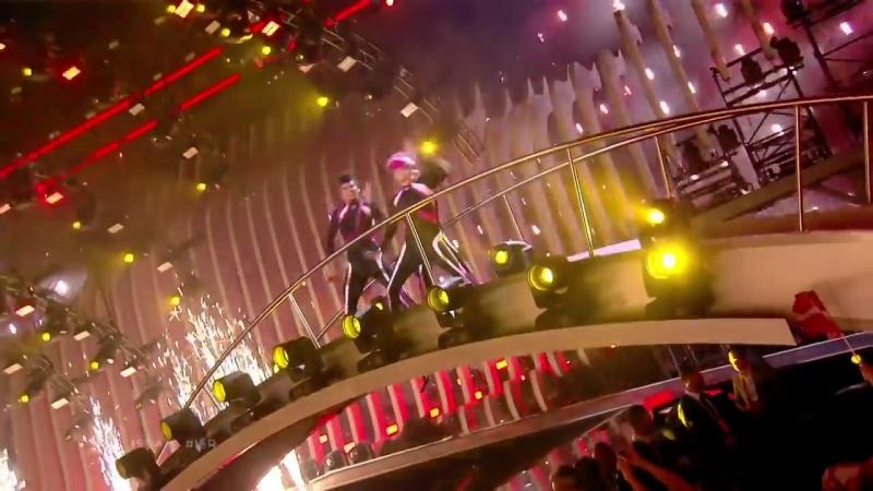 Нетта Барзилай победительница финала Eurovision 2018