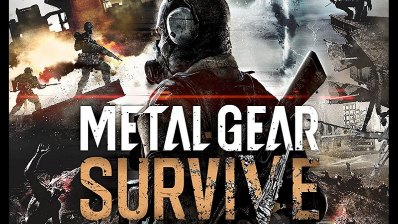 [Стрим] Metal Gear Survive