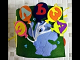 Развивающая книга для Эльзы Quiet book, Developing books for children/ kids/ toddlers/ preschoolers.