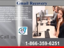 Use Gmail Recovery To Add People On Gmail's Hangout 1-866-359-6251