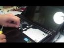 ★ Как разобрать ноутбук Lenovo G580 - замена нижнего корпуса ноутбука