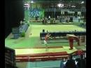 Léquipe du Gym SUC liévin mai 2009 saut alexei balandin
