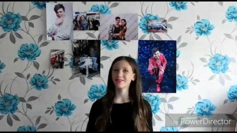 Дарья Самохина - видео для 1 ЭТАПА («Мисс Группы Elvin Grey» - 2018)
