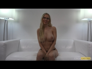 Кастинг по гречески czech casting florana casting, pov, big tits, blonde, deepthroat, glasses, hardcore, model порно