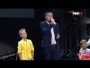 Илья Глазунов и Дима Билан на Ледовом шоу Евгений Плющенко 35 05 11 17