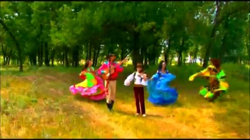 Цыганская песня Бричка ансамбль ИЗУМРУД КЛАССНО