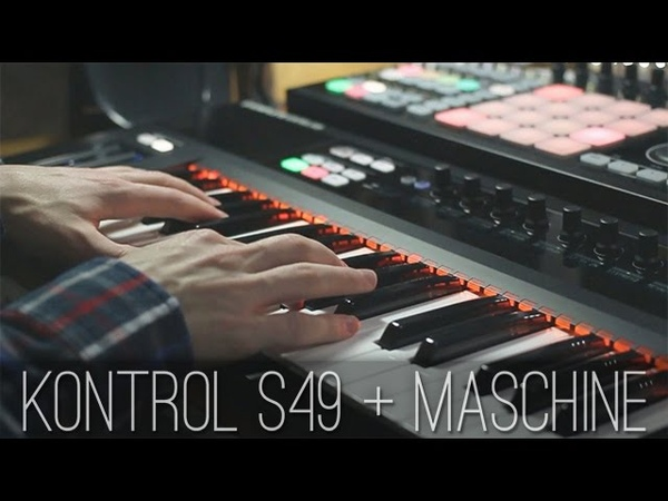 Beatmaking with Komplete Kontrol Maschine