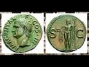 Асс, 37 н.э. - 41 н.э., Монеты Цезаря Калигулы, Ass, 37 AD - 41 AD