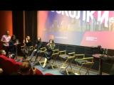 Премьера фильма «Осколки» Алисы Хазановой