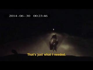 Фильм полностью состоящий из записей с автомобильных регистраторов