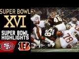 Super Bowl XVI 49ers vs. Bengals - NFL