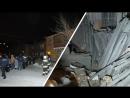 Live: В доме на Уралмаше обрушился потолок