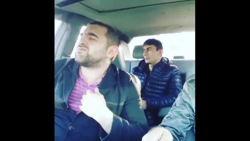 Красивое исполнение талышом песни Ibrahim Tatlısəs Bir kulunu cox sevdim на талышском