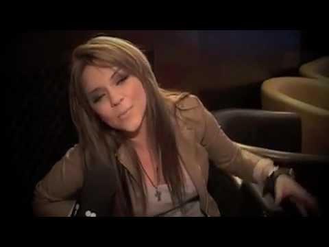 Stacy интервью на ПЕРВОМ МУЗЫКАЛЬНОМ 2012