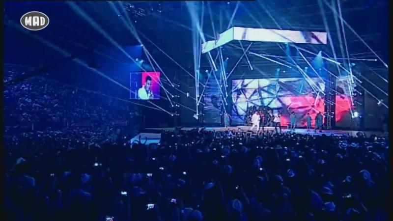 Claydee, Faydee, ΒΟ feat. Ελένη Φουρέιρα - MAD VMA 2015 by Coca-Cola (Full Versi