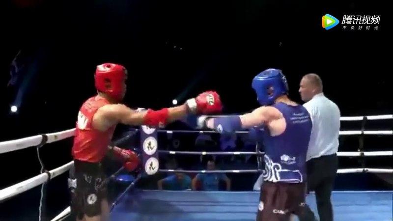 IFMA Финал:Андрей Кулебин vs Йодвича(ЧМ по тайскому боксу 2018)