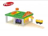 Автоматический гараж AC7425 AcoolToy