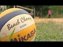 Воспитанницы секции пляжного волейбола СОК «Яхрома»